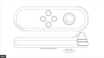 Nintendo registra Joy-Con que não se encaixa no Switch