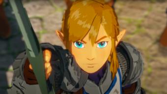 Nintendo revela novo Zelda da saga Hyrule Warriors para Switch
