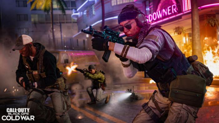 Multiplayer de Call of Duty: Black Ops Cold War é revelado / Divulgação / Activision