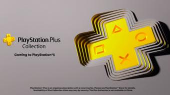 Sony anuncia PlayStation Plus Collection para o PS5