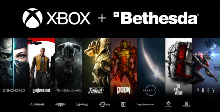 Microsoft compra produtora de Doom, Elder Scrolls e Fallout / Divulgação / Microsoft