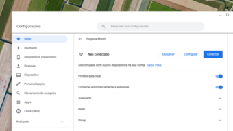 Chrome OS 85 sincroniza senhas de Wi-Fi e traz mais novidades