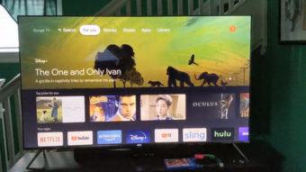Chromecast com Google TV é listado com 2 GB de RAM e Android 10