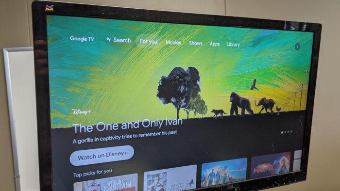 Chromecast com Google TV (Foto: fuzztub07/Reddit)