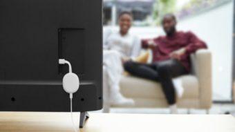 Google oferece novo Chromecast de graça para promover YouTube TV