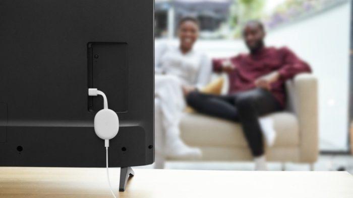 Novo Chromecast com Google TV