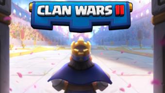 O que muda com a nova Guerra de Clãs 2 em Clash Royale?