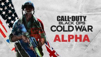 Call of Duty: Black Ops Cold War terá teste alfa de multiplayer no PS4