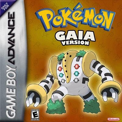Códigos e Cheats de Pokémon Gaia / Oficial Fandom Art / Reprodução