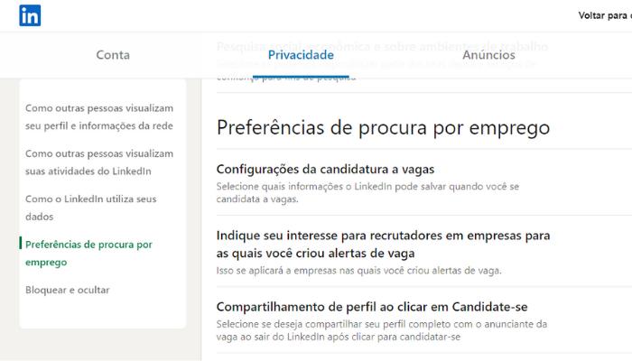 Como anexar um currículo impresso no LinkedIn