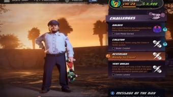 Como desbloquear Officer Dick (Jack Black) em Tony Hawk's Pro Skater
