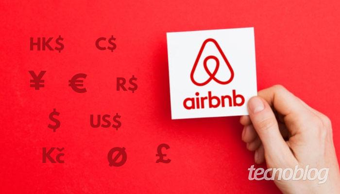 Como mudar a moeda de pagamento no Airbnb
