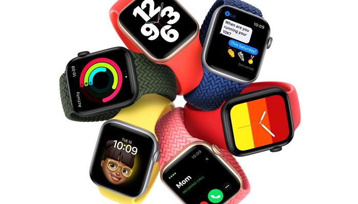 Como mudar o mostrador do Apple Watch