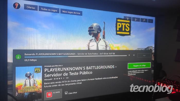 Como posso jogar o PTS do PUBG / Leandro Kovacs / Foto