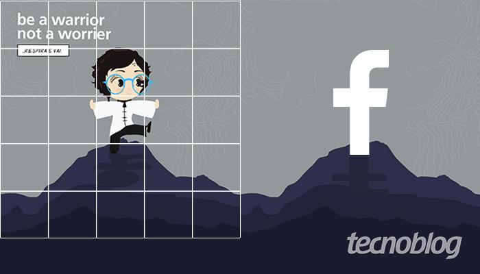 Como usar o Facebook Text Overlay