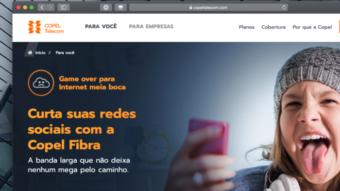 Copel Telecom será leiloada com lance mínimo de R$ 1,4 bilhão