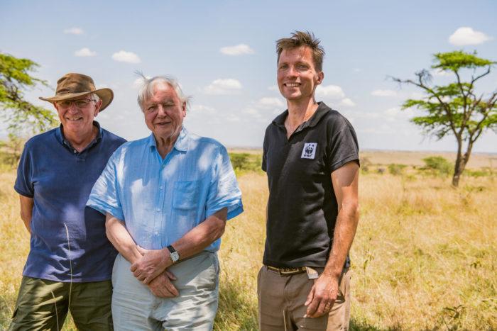 David Attenborough e Nosso Planeta Imagem: Divulgação/ Netflix