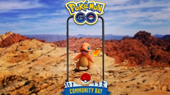 Pokémon Go terá Charmander em Dia Comunitário de outubro