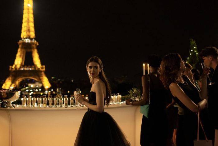 Emily em Paris / Imagem: Divulgação/Netflix