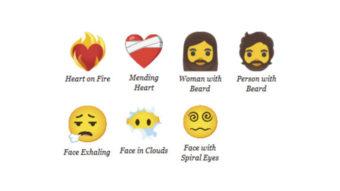 217 emojis chegarão ao WhatsApp, Android e iPhone em 2021