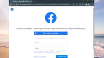Facebook permite exportar suas fotos para Dropbox sem baixá-las