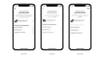 Facebook e Instagram terão recurso para postar de forma simultânea