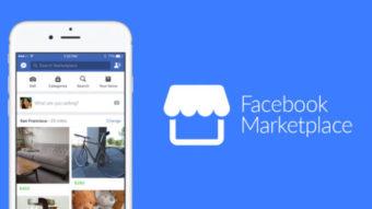 O que é o Facebook Marketplace? [Como funciona]