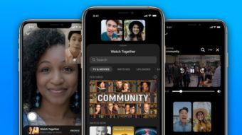 Messenger lança Assistir Juntos para ver vídeos do Facebook em grupo