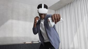 Facebook lança Oculus Quest 2 e deixa de vender Oculus Rift