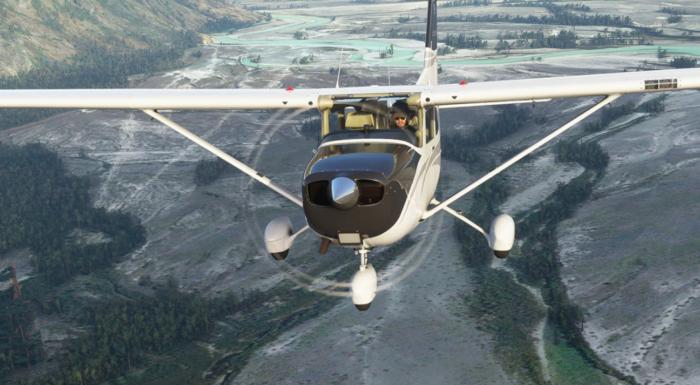 Flight Simulator / Divulgação / Microsoft