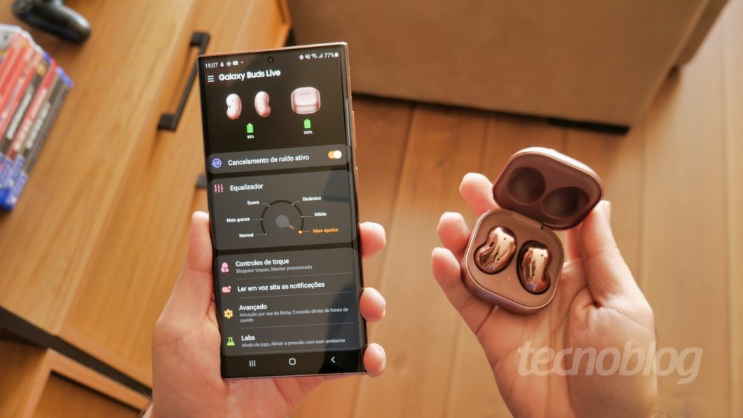 Samsung Galaxy Buds Live - Review