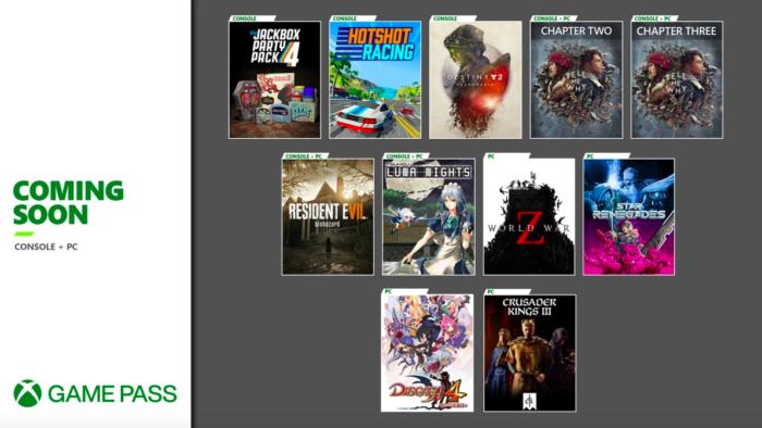 game pass jogos setembro / Divulgação / Microsoft