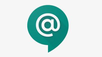 Google Chat é atualizado com recurso do Hangouts clássico