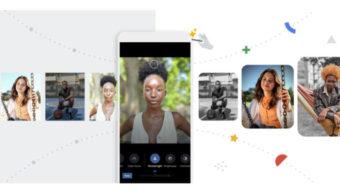 Google Fotos ganha novo editor com IA e controles aprimorados
