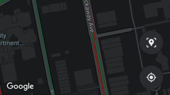 Google Maps libera modo escuro para alguns usuários no Android