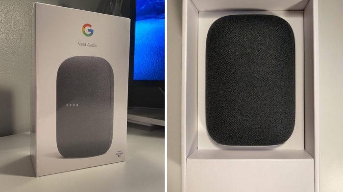 Google Nest Audio (Foto: throwGNestAudio/Reddit)