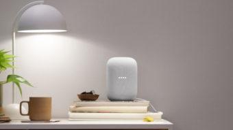 Google lança Nest Audio com som mais potente no Brasil