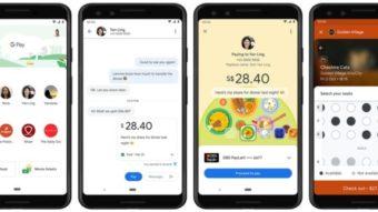 Google Pay estreia função de dividir a conta