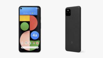 Google Pixel 4a 5G vaza em imagens e ficha técnica