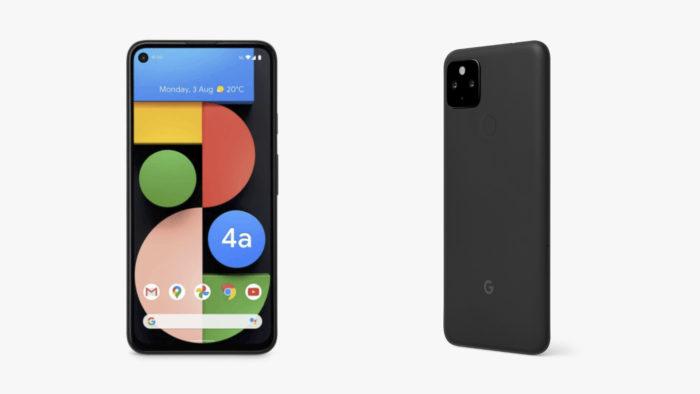 Possível Google Pixel 4a 5G (Foto: Reprodução/WinFuture)