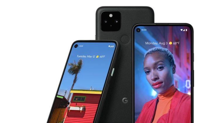 Google Pixel 5 + 4a 5G