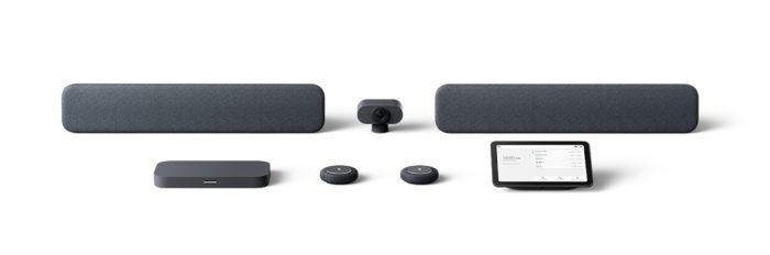 Series One, kit de câmeras e alto-falantes do Google