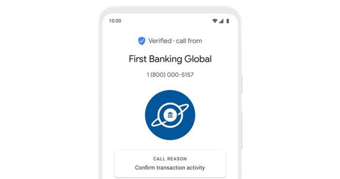 Google Phone - verificação de chamadas