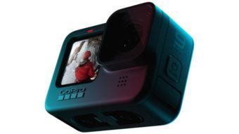GoPro Hero 9 Black é lançada com tela frontal e mais bateria