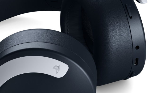 Headset Sony Pulse 3D
