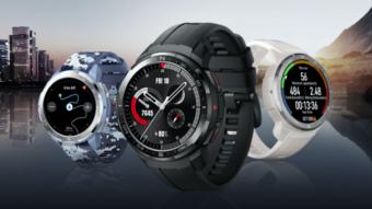 Huawei Honor GS Pro é smartwatch resistente com bateria de 25 dias