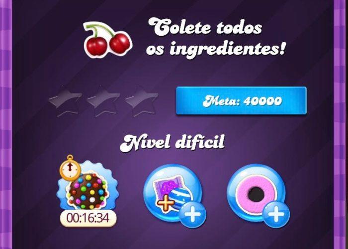 Como jogar os diferentes níveis de Candy Crush (Imagem: Reprodução/Candy Crush)