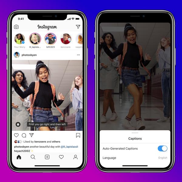 Instagram IGTV ganha legendas automáticas (Foto: DIvulgação/Instagram)