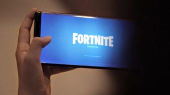Epic Games entra na Justiça para Fortnite voltar à App Store