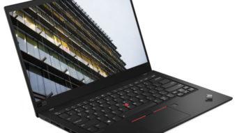 Lenovo lança notebooks ThinkPad X1 Carbon e Yoga a partir de R$ 20 mil